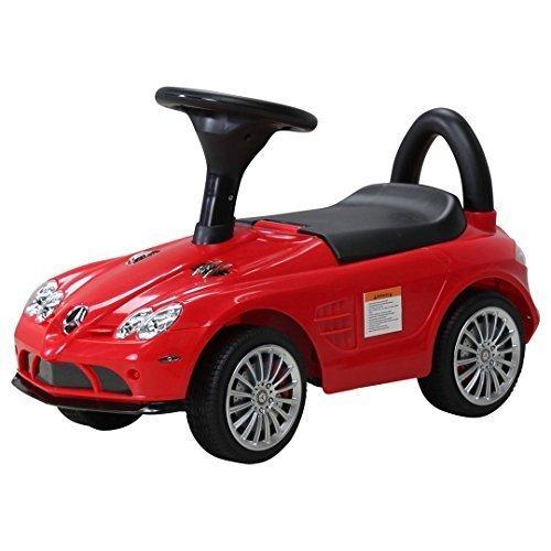Actionbikes Motors Kinder Rutschauto Mercedes SLR Lizenziert Kinderauto Kinderspielzeug Spielzeug...