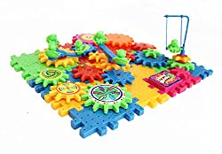 Educational Toy Gear Set Fine Motor Skills Toys Educational Toys For Preschool Best Plastic Building Gears Early Education Fine Motor Skill Development