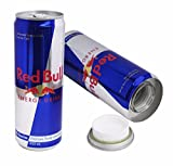 2x kann Red Bull–RedBull–Verstecken Wertsachen–Stash Box–Verstecken Geld–Secret Reserve–verstecktem Behälter...