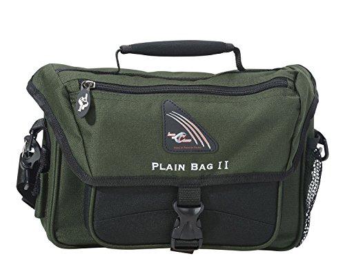 Iron Claw Plain Bag II 3 Boxen Kunstködertasche