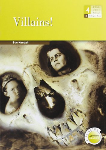 VILLAINS  descarga pdf epub mobi fb2