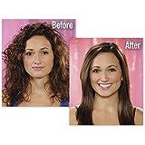 Isabella Simply Straight 2 In 1 Ceramic Hair Straightener Brush