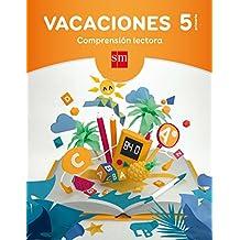 Cuaderno comprensión lectora vacaciones 5