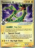 Rayquaza EX - Dragon Frontiers - 97 [Toy]
