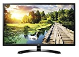 LG 32MP58HQ Monitor per PC Desktop 32' LED IPS, Full HD 1920x1080, 5ms, 60Hz, HDMI, VGA, Nero