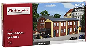Auhagen - Edificio ferroviario de modelismo ferroviario escala 1:76