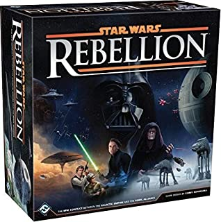 Fantasy Flight Games SW03 Star Wars Rebellion Board Game - Multicolour (B017MLIGP0) | Amazon Products