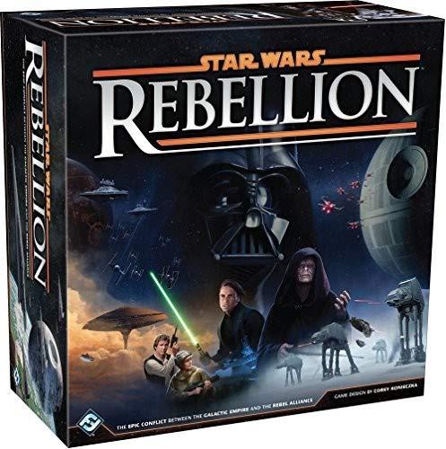 Fantasy Flight Games Star Wars Rebellion Brettspiel -