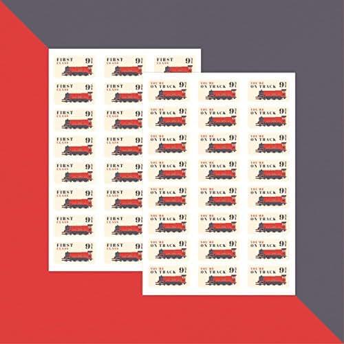 Wizard Express – Target and Reward Stickers x 48 // Teacher Stickers