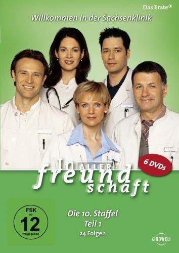 Staffel 10, Teil 1 (6 DVDs)