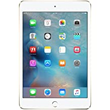 Apple iPad mini 4 64GB Oro - Tablet (Apple, A8, M8, Flash, 2048 x 1536 Pixeles, IPS)