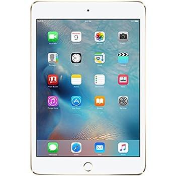 Apple iPad Mini 4 64Go Wi-Fi - Or