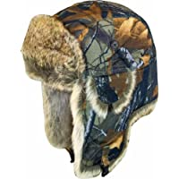 Highlander Flying Hat - Gorro, tamaño S, color verde camuflaje