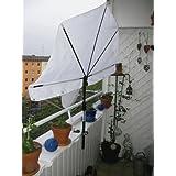 rechteckig und wetterfest sonnenschirme sonnenschirme pavillons. Black Bedroom Furniture Sets. Home Design Ideas