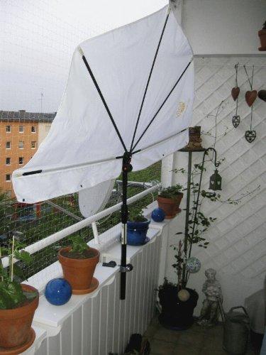 STABIELO - BALKON - Stuhl-Sonnenschirm Holly\'mat® - Fächerschirm ...