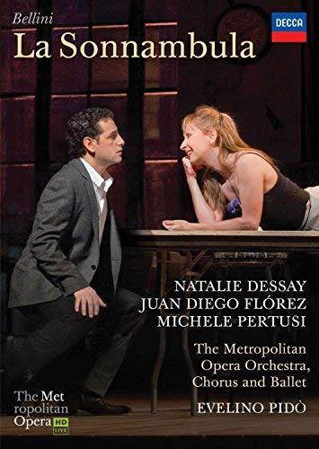 Bellini: La Sonnambula by Natalie Dessay