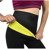 Imixcity® Sauna Ceinture de Fitness Hot Minceur et Ventre Plat en Neoprene Fitness Shape
