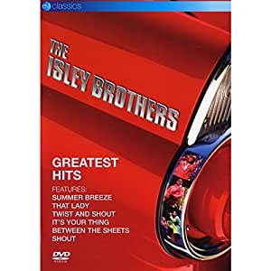 The Isley Brothers - Greatest Hits Live