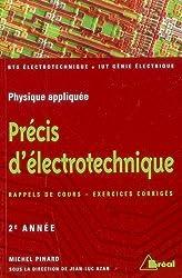 Précis d'électrotechnique : Tome 2