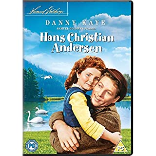 Hans Christian Andersen (1952) Danny Kaye - Region 2, English Audio