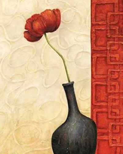 The Poster Corp Delphine Corbin - Rouge II Kunstdruck (20,32 x 25,40 cm) -