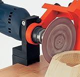 Neutechnik - Multihalter für Bohrmaschinen mit Absauganlage