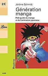 Génération Manga