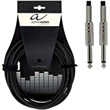 Alpha Audio 190000 - Cable mono para instrumentos