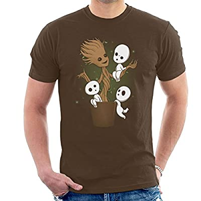 Guardians Princess Mononoke Forest Friends Men's T-Shirt