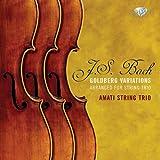 Goldberg Variations Arranged for String Trio