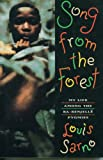 Front cover for the book Song from the Forest: My Life Among the Ba-Benjelle Pygmies by Louis Sarno