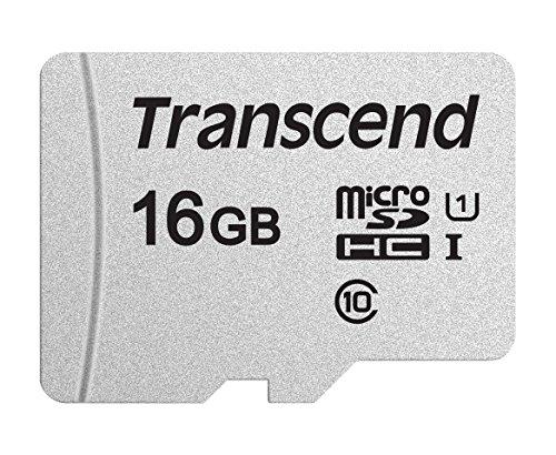 SDXC/SDHC 300S Speicherkarte TS16GUSD300S ()
