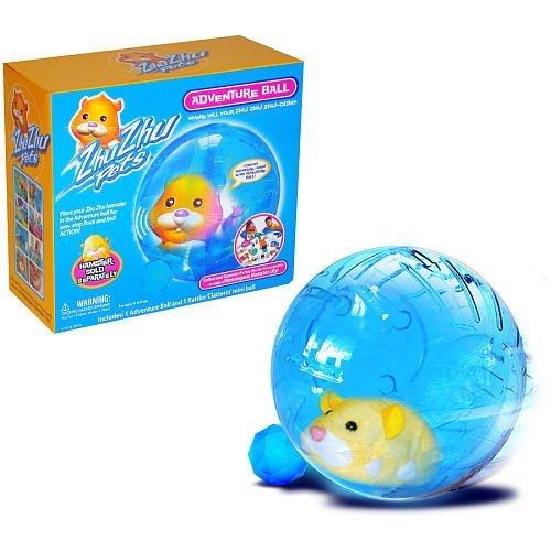 Zhu Zhu Pets Abenteuerball