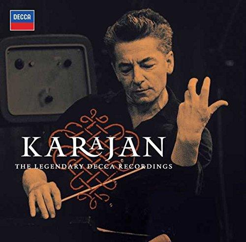 Decca Box (Karajan the Legendary Decca Recordings)