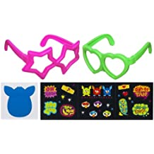 Furby Frames - Gafas Rockers Rosas y Verdes