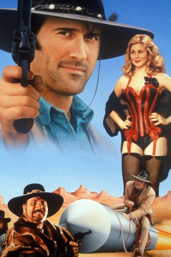 bruce-campbell-and-kelly-rutherford-in-adventures-of-brisco-counry-jr-artwor