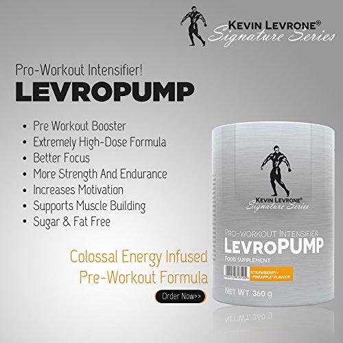 Kevin Levrone Signature Series LevroPump 30 Servings (Strawberry Pineapple)