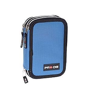 Pro-Dg- Plumier, Color Azul, 21 cm (Karactermanía 56789)