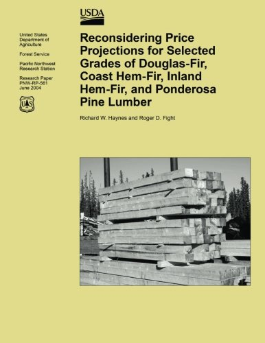 Reconsidering Price Projections for Selected Grades of Douglas-Fir, Coast Hem-Fir, Inland Hem-Fir, and Ponderosa Pine Lumber - White Pine Lumber