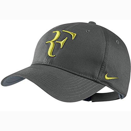 Nike Hombre Roger Federer RF Hybrid-Gorra Ajustable