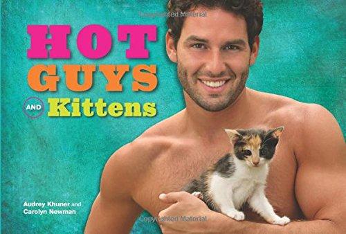 Hot Guys and Kittens por Audrey Khuner