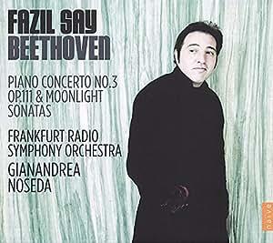 Beethoven: Piano Concerto No.3, Op.111 & Moonlight Sonatas
