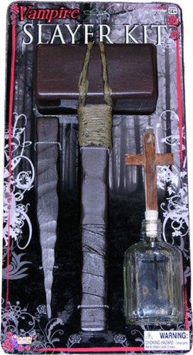 Vampir-Jäger Set (Kostüm Jäger Vampir)
