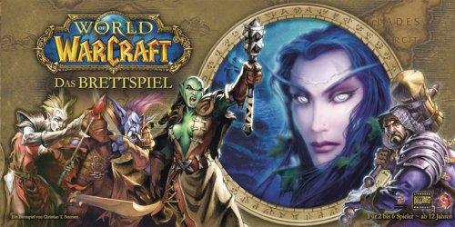 Heidelberger Spieleverlag HEI0WC03 - World of Warcraft, Brettspiel