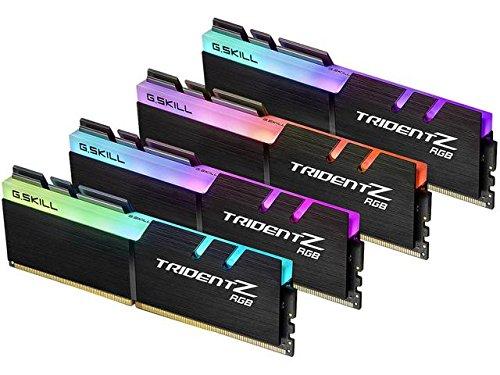 Gskill F4-2400C15Q-64GTZR Speicher D4 2400 64GB C15 TriZ K4 R