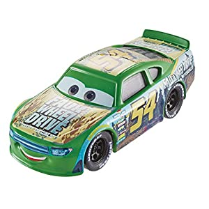 Disney Dxv61 Cars 3 moulé sous Pression Tommy Highbanks