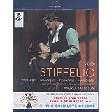 Tutto Verdi, vol. XV : Stiffelio. Battistoni.
