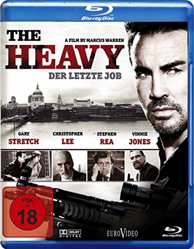 The Heavy - Der letzte Job [Blu-ray]