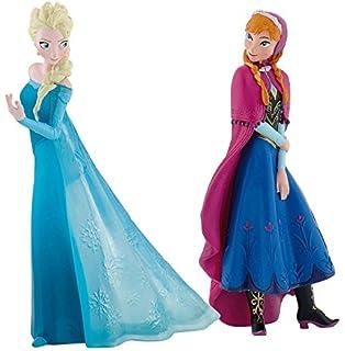 Ti'Toon Land Figurine, Disney, Elsa, La Reine des Neiges, Frozen