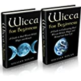 Wicca: Wicca for Beginners Masterclass Kit: BOX SET Wicca Guide (Wiccan Spells - Witchcraft - Wicca Books - Wiccan Love Spells - Paganism - Candle Magic) (English Edition)